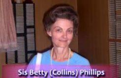 Betty Phillips Testimony on William Branham (11/06/2015, by phone)