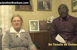 Oili Blom Testimony Referring to William Branham (04/01/2013, Boras, Suede)